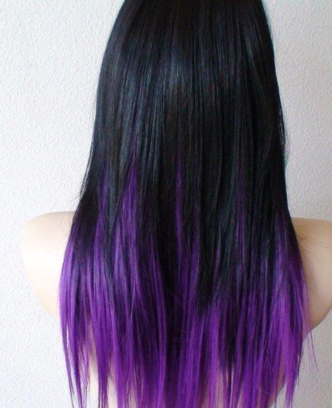 Connu EN - Tie And Dye ou Ombré Hair ? • Extiff QV86
